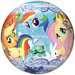 Puzzle 3D rond 72 p - My little Pony 3D puzzels;Puzzle 3D Ball - Image 2 - Ravensburger