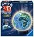 Nachtlicht - Erde bei Nacht 3D Puzzle;3D Puzzle-Ball - Bild 1 - Ravensburger