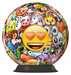 Puzzle 3D Ball Emoji 3D Puzzle;3D Puzzle-Ball - imagen 2 - Ravensburger