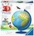 Puzzle 3D Globe 180 p Puzzle 3D;Puzzle 3D rond - Image 1 - Ravensburger