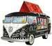 Camper Volkswagen Food Truck 3D Puzzle;3D Forme Speciali - immagine 3 - Ravensburger