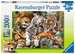 Big Cat Nap XXL200 Puzzles;Children s Puzzles - image 1 - Ravensburger