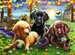 Psí piknik 100 dílků 2D Puzzle;Dětské puzzle - obrázek 2 - Ravensburger