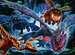 Dragons B Ravensburger Puzzle  100 pz. XXL Puzzle;Puzzle per Bambini - immagine 2 - Ravensburger