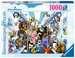 DreamWorks Familie auf Reisen Puzzle;Erwachsenenpuzzle - Bild 1 - Ravensburger