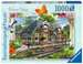 Country Cottage Collection - Railway Cottage, 1000pc Puzzles;Adult Puzzles - image 1 - Ravensburger