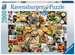 Food Collage Puzzle;Erwachsenenpuzzle - Bild 1 - Ravensburger