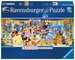 Puzzle 1000 p - Photo de groupe Disney (Panorama) Puzzle;Puzzle adulte - Image 1 - Ravensburger