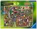 Colin Thompson - Awesome Alphabet  C&D , 1000pc Puzzles;Adult Puzzles - image 1 - Ravensburger