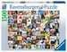 99 koček 1500 dílků 2D Puzzle;Puzzle pro dospělé - obrázek 1 - Ravensburger