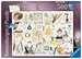 Crazy Cats Alphabet, 500pc Puzzles;Adult Puzzles - image 1 - Ravensburger