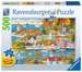 By Land & Sea Jigsaw Puzzles;Adult Puzzles - image 1 - Ravensburger