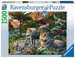 AT Frühlingswölfe         1500p Puslespil;Puslespil for voksne - Billede 1 - Ravensburger