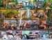 Wild Kingdom Shelves Jigsaw Puzzles;Adult Puzzles - image 2 - Ravensburger