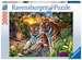 Hidden Tigers, 3000pc Puslespil;Puslespil for voksne - Billede 1 - Ravensburger