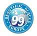 99 Beautiful Places in Europe Puzzle;Erwachsenenpuzzle - Bild 3 - Ravensburger
