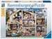 Gelini Puppenhaus Puzzle;Erwachsenenpuzzle - Bild 1 - Ravensburger