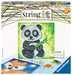 String It midi: Panda & Fox Loisirs créatifs;Création d objets - Image 1 - Ravensburger