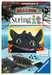 String it Mini: DreamWorks: Dragons Malen und Basteln;Bastelsets - Bild 1 - Ravensburger