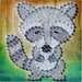 String it Midi: Cute Animals Malen und Basteln;Bastelsets - Bild 4 - Ravensburger