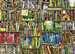 La libreria bizzarra Puzzle;Puzzle da Adulti - immagine 2 - Ravensburger