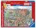 Fleroux Cities of the world: Amsterdam! Puzzles;Puzzles pour adultes - Image 1 - Ravensburger