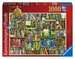 The Bizarre Bookshop, 1000pc Puzzles;Adult Puzzles - image 1 - Ravensburger