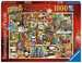 Colin Thompson: the christmas cupboard Puzzels;Puzzels voor volwassenen - image 1 - Ravensburger