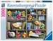 Gelini im Bücherregal Puzzle;Erwachsenenpuzzle - Bild 1 - Ravensburger