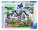 Country Cottage Collection - Delphinium Cottage, 1000pc Puzzles;Adult Puzzles - image 1 - Ravensburger