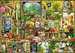 Colin Thompson, The Gardener s Cupboard, 1000pc Puslespil;Puslespil for voksne - Billede 3 - Ravensburger