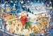 ŚWIĄTECZNE PRZYJĘCIE U MIKOŁAJA 1000EL Puzzle;Puzzle dla dorosłych - Zdjęcie 2 - Ravensburger