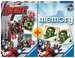 Avengers 3 Puzzles + memory® Juegos;Juegos educativos - imagen 1 - Ravensburger
