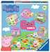 Peppa Pig 6-in-1 Games Games;Children s Games - image 1 - Ravensburger