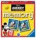 Disney Mickey Mouse memory® Spil;Børnespil - Billede 1 - Ravensburger