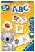 ABC Jeux éducatifs;Premiers apprentissages - Image 1 - Ravensburger