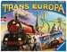 TRANS EUROPA + TRANS AMERIKA Gry;Gry dla dzieci - Zdjęcie 1 - Ravensburger