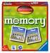 Deutschland memory® Spiele;Familienspiele - Bild 1 - Ravensburger