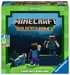 Minecraft Builders & Biomes - A Minecraft Board Game Spil;Familiespil - Billede 1 - Ravensburger
