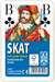 Klassisches Skatspiel, Französisches Bild mit großen Eckzeichen, 32 Karten in Klarsicht-Box Spiele;Kartenspiele - Bild 1 - Ravensburger