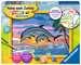 Paradies der Delfine Malen und Basteln;Malen nach Zahlen - Bild 1 - Ravensburger