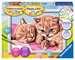 Amis câlins Loisirs créatifs;Peinture - Numéro d art - Image 1 - Ravensburger