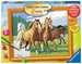 Wilde paarden / Chevaux sauvages Loisirs créatifs;Peinture - Numéro d art - Image 1 - Ravensburger