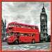 London Malen und Basteln;Malen nach Zahlen - Bild 2 - Ravensburger