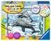 Freundliche Delfine Malen und Basteln;Malen nach Zahlen - Bild 1 - Ravensburger