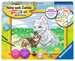 Süße Tierkinder Malen und Basteln;Malen nach Zahlen - Bild 1 - Ravensburger