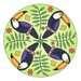 Mandala  - midi - Flamingo Loisirs créatifs;Dessin - Image 2 - Ravensburger