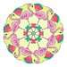 Mandala  - midi - Flamingo Loisirs créatifs;Dessin - Image 3 - Ravensburger