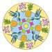 Mandala  - midi - Flamingo Loisirs créatifs;Dessin - Image 4 - Ravensburger