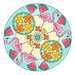 Mandala  - midi - Flamingo Loisirs créatifs;Dessin - Image 6 - Ravensburger